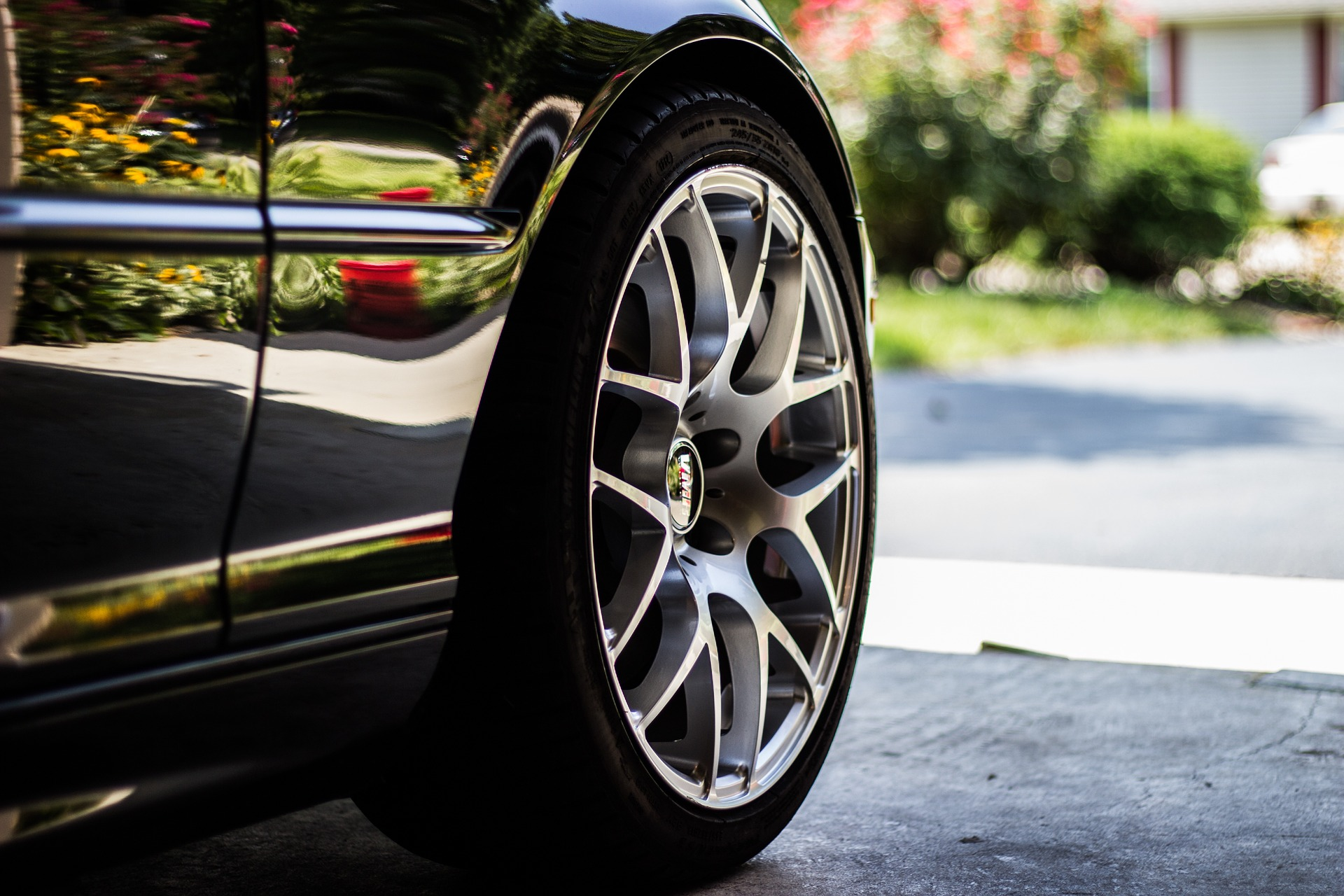 Svadba a vy máte špinavé auto?