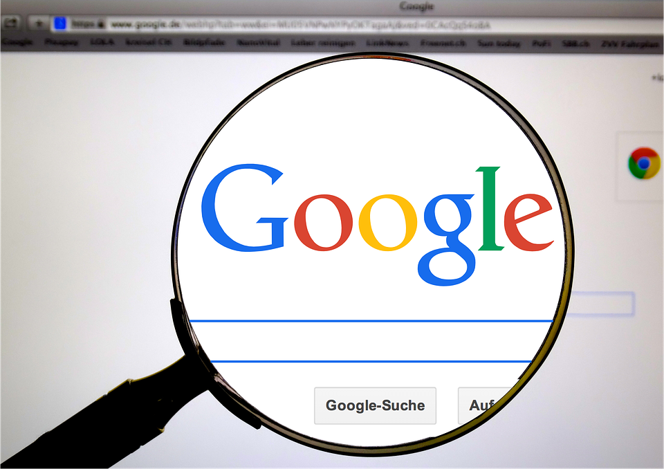 google, lupa