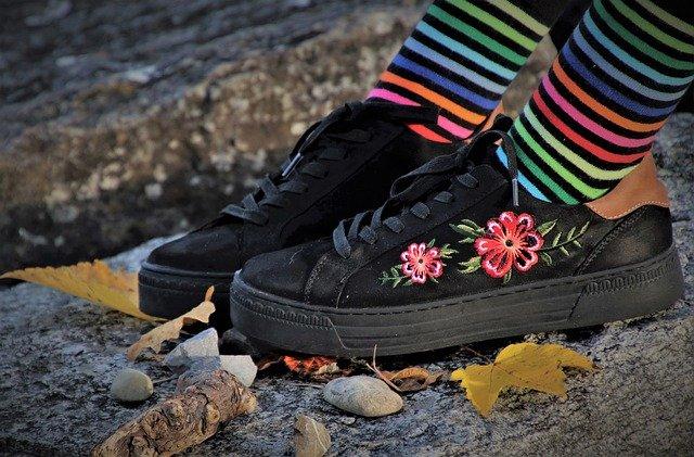 Ponožky bez páru?