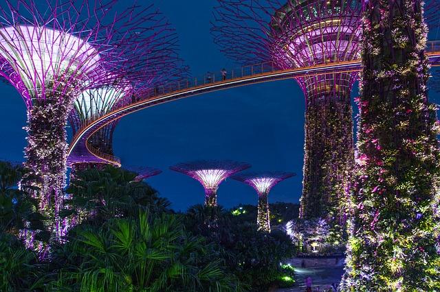 Krajina budúcnosti – Singapur